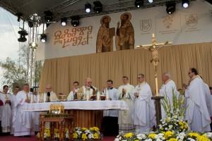 Narodna put na sviatok sv. Cyrila a Metoda, Nitra 2014