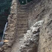 ohradový múr