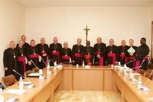 Ad limina 2015, navsteva Kongregacie pre Bozi kult a disciplinu sviatosti