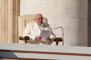 Ad limina 2015: Generalna audiencia papeza Frantiska