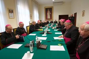 Ad limina 2015: Navsteva Kongregacie pre biskupov