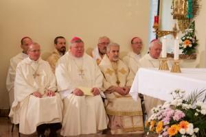Ad limia 2015: Slavnostna svata omsa v Papezskom kolegiu sv. Cyrila a Metoda v Rime