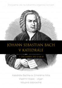 Bach plagát